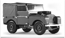 Land Rover Series I 1941 - 1948 гг.