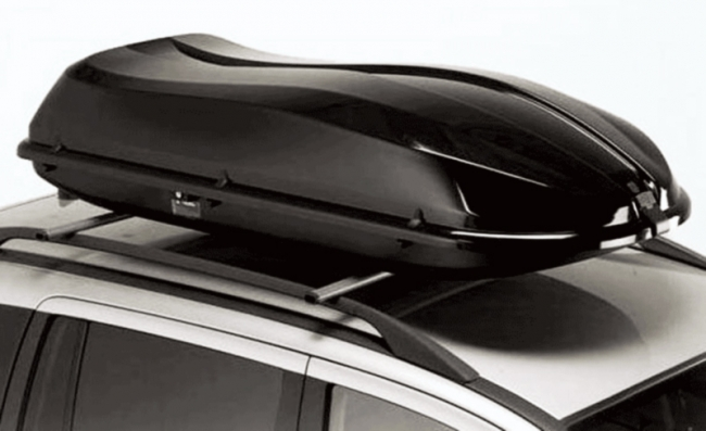 Автобоксы: установка на поперечные рейлинги