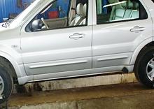 Ремонт порогов авто: покраска, замена, установка