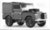 Land Rover Series I 1941 - 1948 гг.