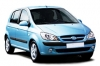 Hyundai Getz - кузовной ремонт