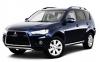 Mitsubishi Outlander: ремонт и покраска бамперов и других деталей